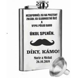 PLASKAČKA - DÍKY KÁMO s...
