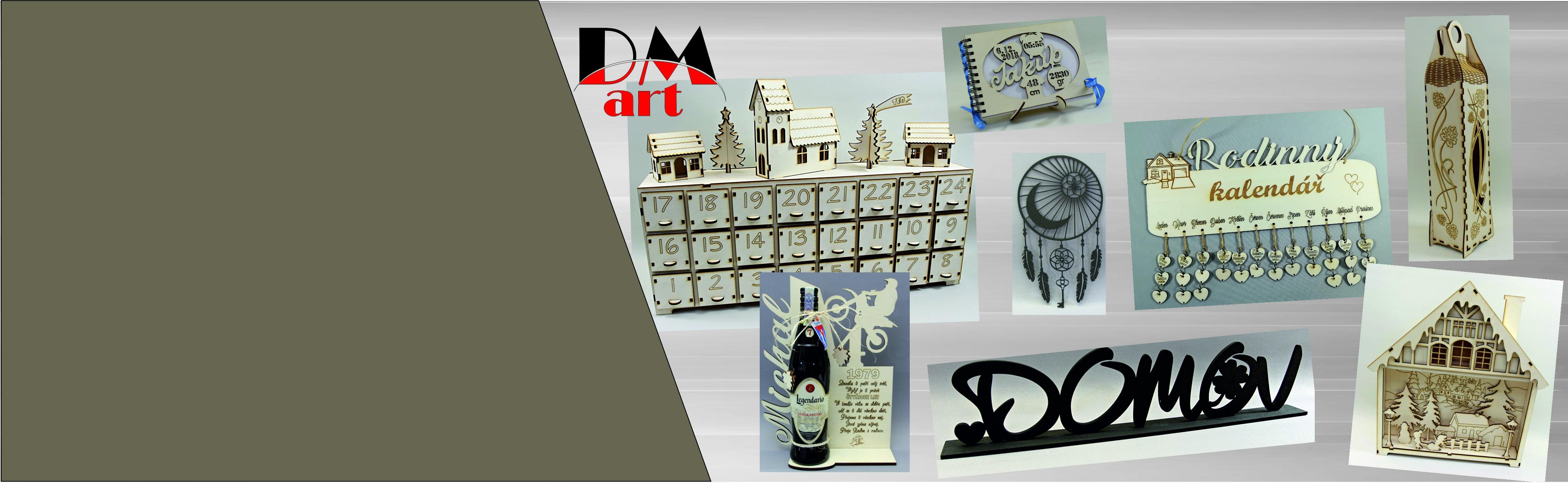 Upomínkové a dekorativní předměty
